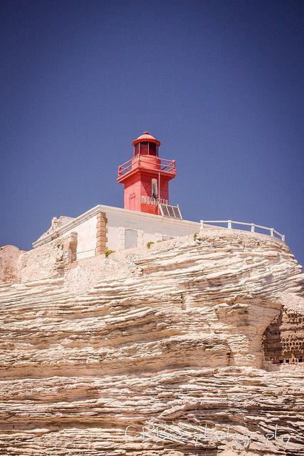 Le phare de la Madonetta.