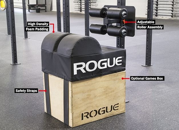 Rogue echo ghd fitness i sooo want this