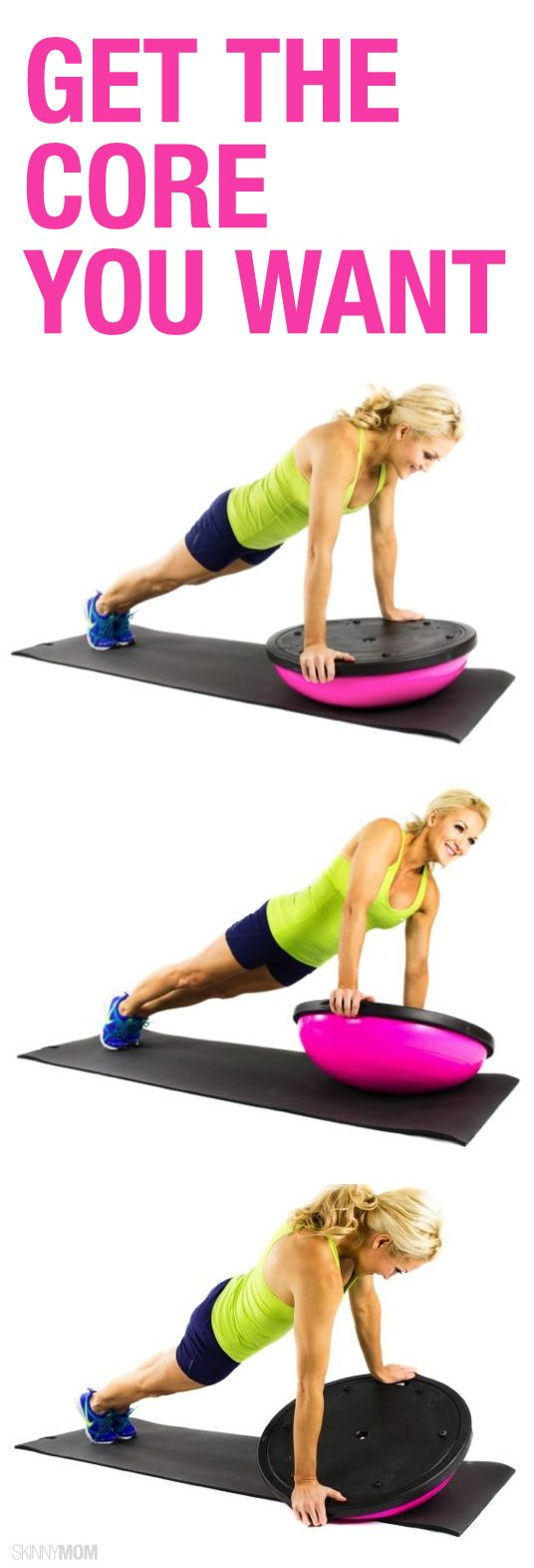 Tighten your core with this one exercise!