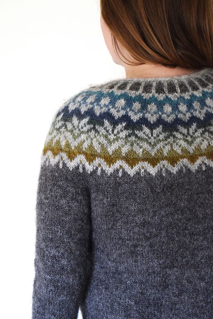 Icelandic Sweater Knitting Pattern : 17 Best images about Afm?li Sweater on Pinterest Nail ...