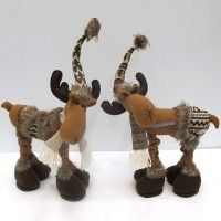 Le Forge Standing Reindeer