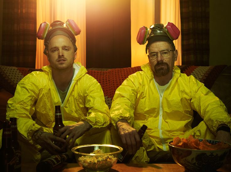 Breaking Bad, clássica.