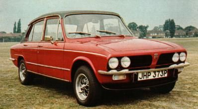 Triumph Dolomite Sprint - They don't make cars like this anymore