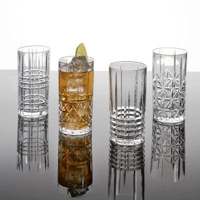 Dieser Artikel ist NUR ONLINE erhältlich!<div>Servieren Sie klassische Longdrinks in diesem edlen Longdrinkglas von NACHTMANN - ein toller Blickfang auf jedem Tisch! Die Gläser aus maschinengefertigtem Kristallglas liegen besonders gut in der Hand und sind im günstigen 4-er Set erhältlich. Sie sind jeweils ca. 15,1 cm hoch und bieten Ihnen ein Fassungsvermögen von ca. 445 ml. Zudem ist das Longdrinkglas pflegeleicht und spülmaschinengeeignet.</div>