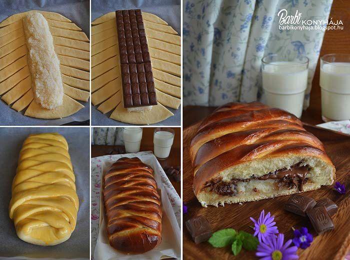 Jednoduchý a vynikajúci koláč, pripravený za krátky čas. Doslova čokoládová extáza! Ak máte radi kokos, určite si vyskúšajte pripraviť tento závin, plný kokosovej plnky a čokolády.