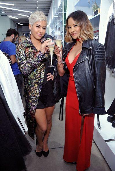 Emmalyn Estrada and Paula Van Oppen from G.R.L
