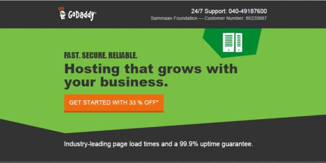 Rs 60 Web Hosting Godaddy - http://www.grabbestoffers.com/coupon/rs-60-web-hosting-godaddy/