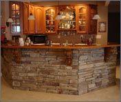 Basement bar: Art Basement, Basement Bar In, Basement Bars, Bar Areas, Basement Bar Like, Bar Basement Design, Basements, Basement Bar Loving, Bar Front