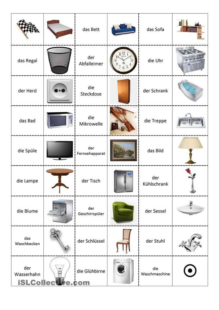 Die Möbel                                                                                                                                                                                 Mehr