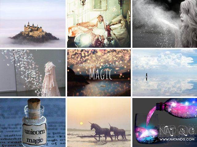 Pinterest Inspiration - Magic | Nat & G Inspirations