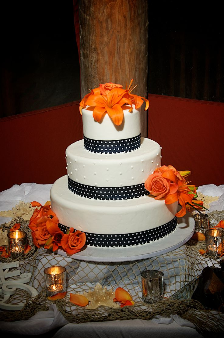 navy blue and orange wedding cakes 52 best wedding cakes images on wedding 17756