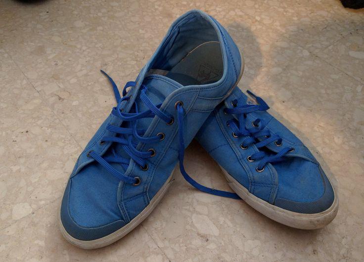 Fotografía de zapatillas para práctica 2.