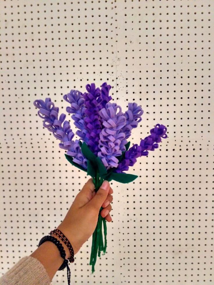 Flowers flanel