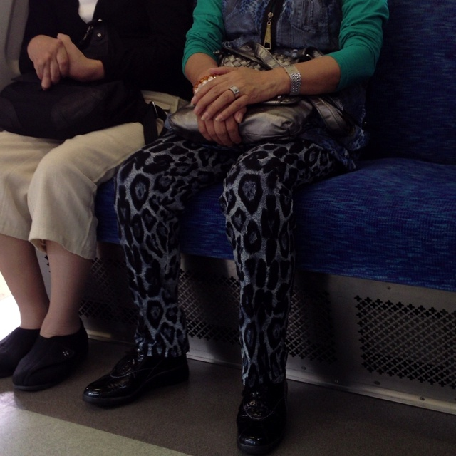 Tokyo seniors' 'style'