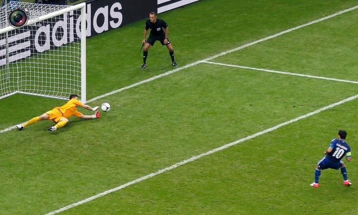 Euro 2012: Poland vs Greece