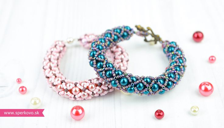 Kreatívny kurz Šité šperky dutinka. Krásny, elegantný a dokonalý – aj taký je šitý náramok. Jeho výroba vôbec nie je zložitá a zvládnu to aj úplní...