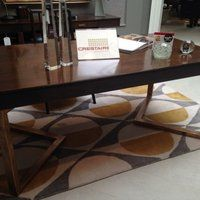 Vincennes Writing Desk, Crestaire Collection, Stanley Furniture.  Mid Century With A Contemporary. High PointWriting ...