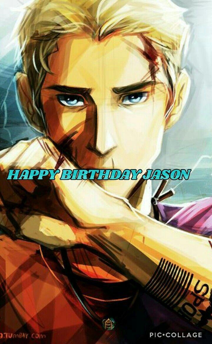 HAPPY BIRTHDAY Jason July 1st