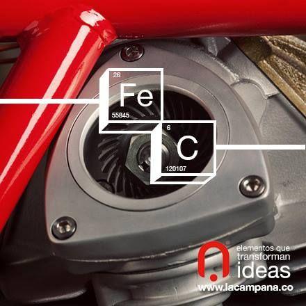 La calidad de una pequeña pieza es la garantía de una gran experiencia.  La Campana elementos que transforman ideas.  www.lacampana.co