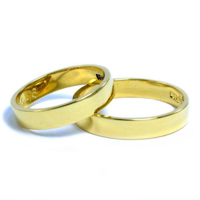 Planas - Argollas de Matrimonio