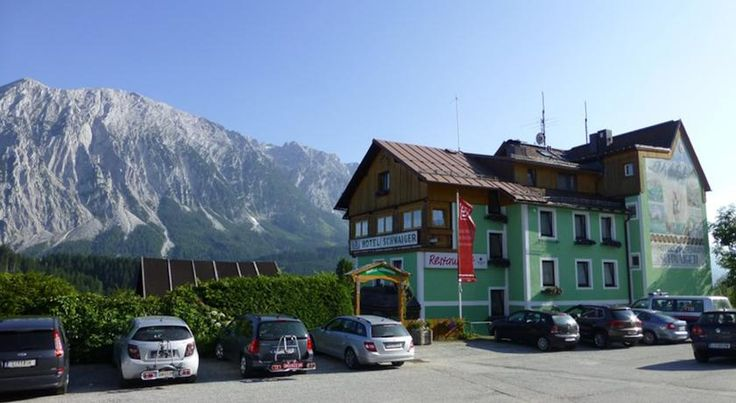 Hotel Schwaiger Tauplitz Surrounded by the nature of the Styrian Salzkammergut, this family hotel is located in the centre of Tauplitz, next to the lower station of the Tauplitz Cable Car. It offers a spa area with with Finnish and infrared saunas, a steam bath and a hot...