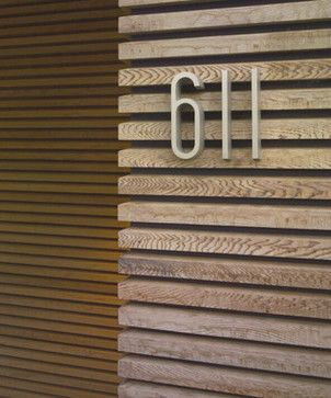 CCS ARCHITECTURE - modern - entry - san francisco - CCS ARCHITECTURE