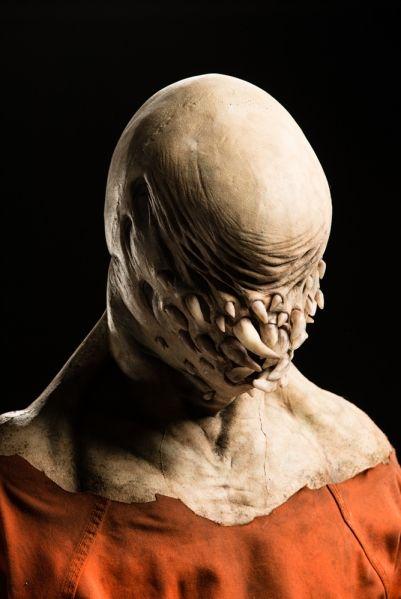 SyFy's FaceOff Season 5 - Frank's Eyeless Monster