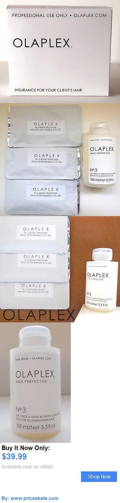 Hair Color: Olaplex Kit No.1 And No.2 And Full Size No.3 BUY IT NOW ONLY: $39.99 #priceabateHairColor OR #priceabate