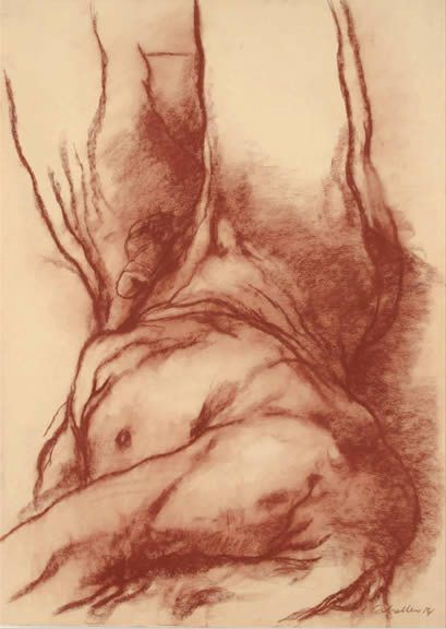 Luis Caballero (untitled)