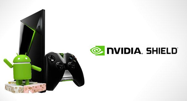 NVIDIA SHIELD TV 2015 Updated With Android Nougat, Amazon Video, And Much More  #news