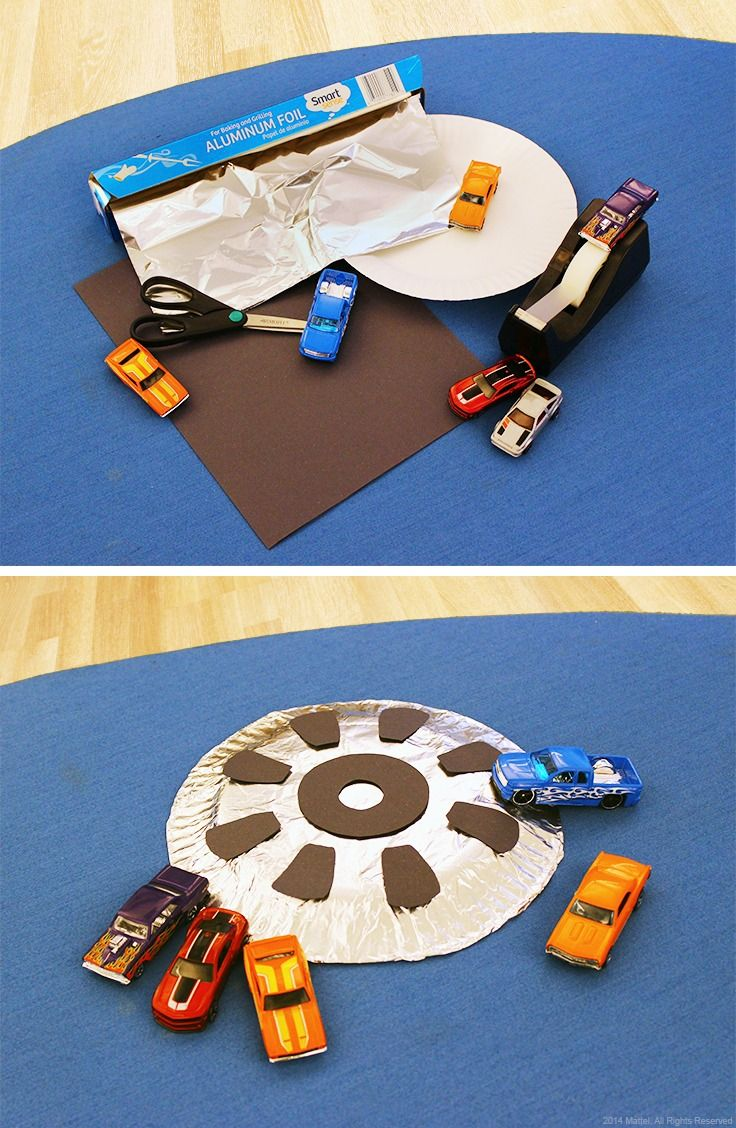 18 best hot wheels images on pinterest activities for Fun things to build with household items
