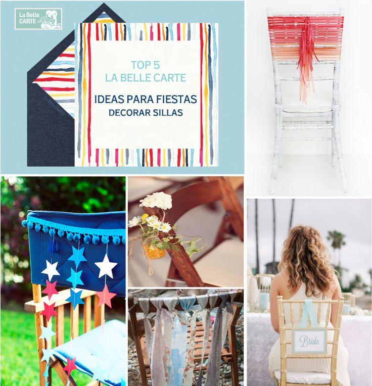 Invitaciones de boda invitaciones para bodas diy decorar for Sillas para quinceaneras decoradas