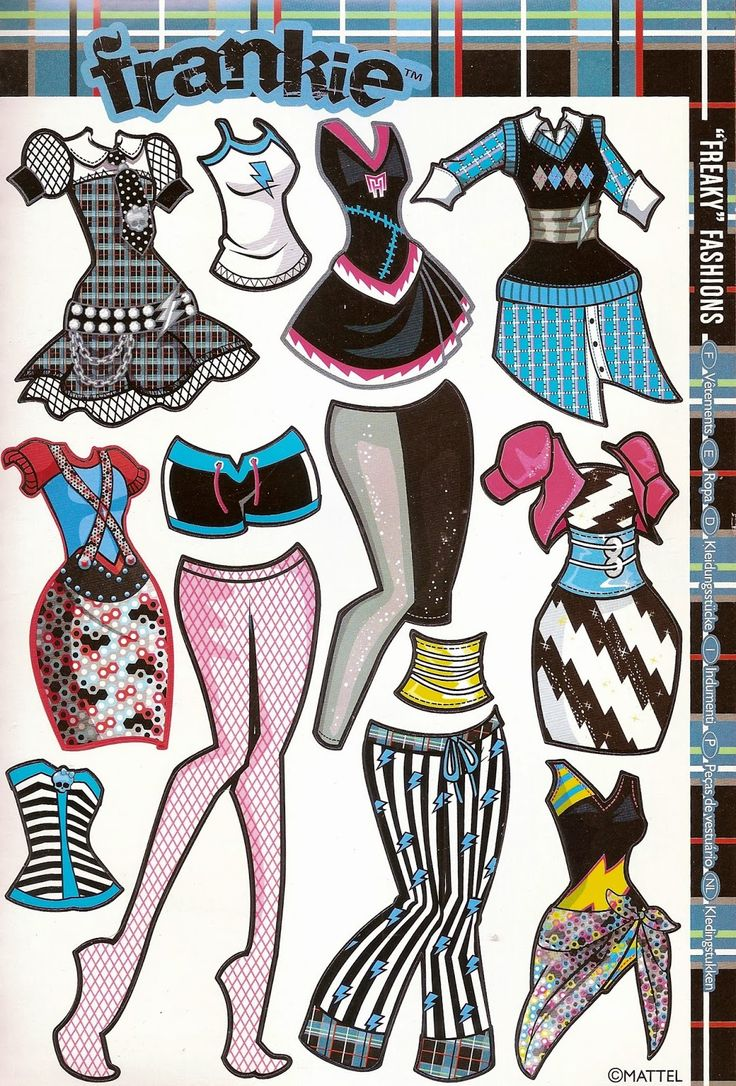 Google themes monster high - Monster High Fashion