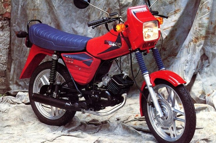 S53C Kleinkraftrad, Serie 1990