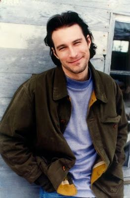 John Corbett. yes yes yes yes and yeeeess! he seems soo incredibly genuine sweet! #forevercrush long hair and that grin :D :D #thatssexy.