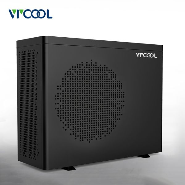 V Cool Vtcool R410a 25 2kw Inverter Heat Pump Pool Heater Is Just With The Adaption Of R410a Dc Inverter Technolo Heat Pump Pool Heater Heat Pump Pool Heater