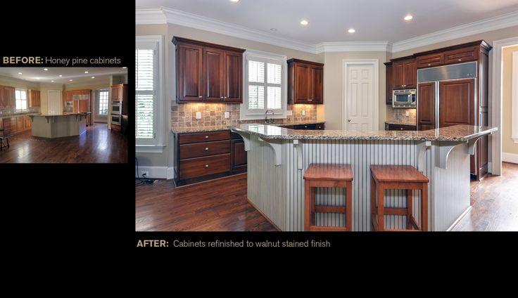Kitchen Cabinet Refinishing Atlanta | Home Design Ideas