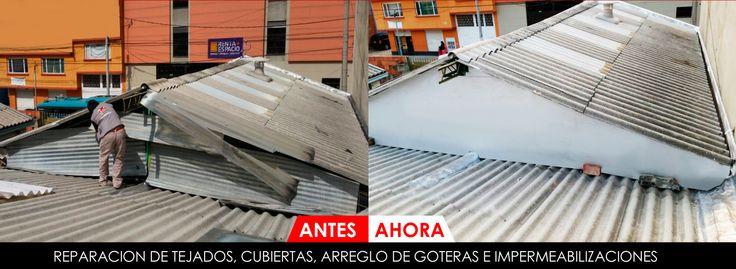 ARTICULO: Tipos de tejados y cubiertas.