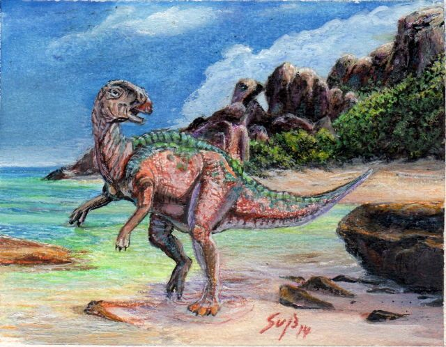 Dinosaur Art
