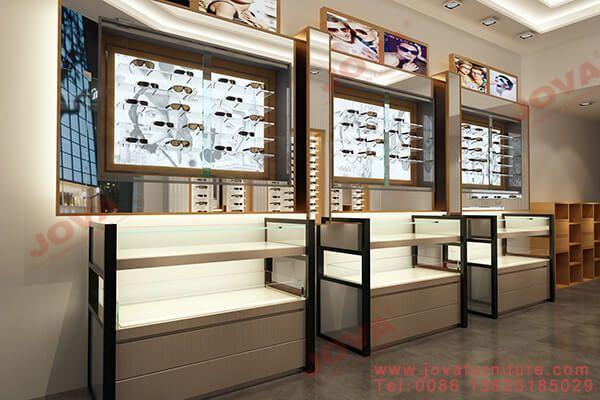 متجر يعرض البصرية Store Design Interior Store Interior Modern Interior Design