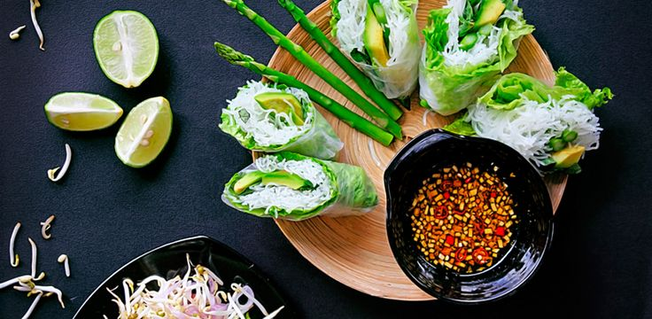 Des recettes veggie pour faire le plein e fibres et de vitamines