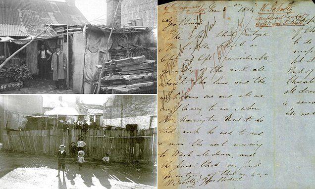 19th century complaint letters to Sydney council published online