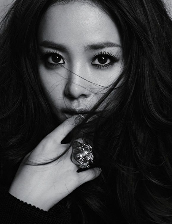 Han Ji Min for Harper's Bazaar Korea