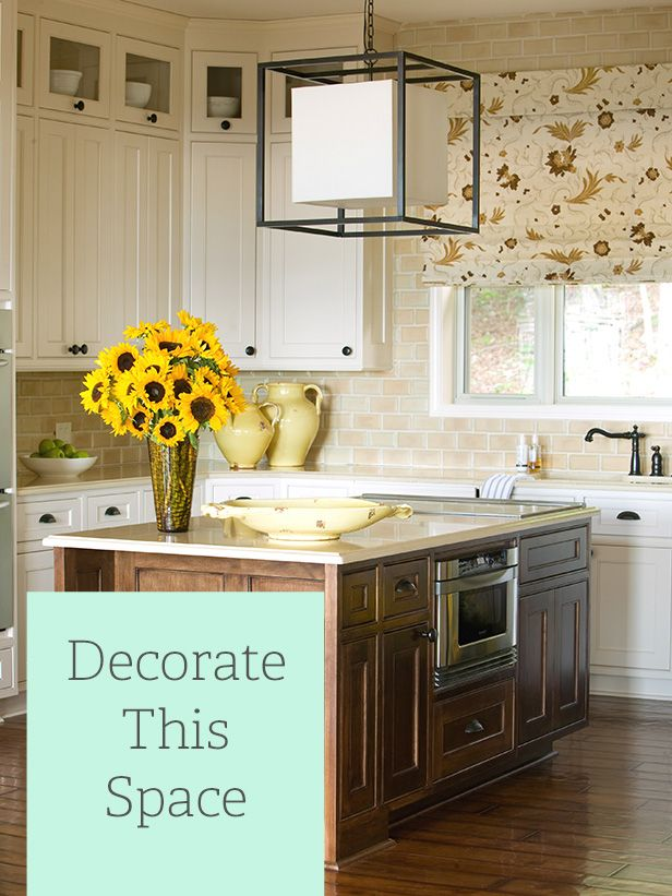 Decorate This Space Pick The Right Kitchen Stools Http Blog Warm Kitchen Colorsdark Cabinetskitchen