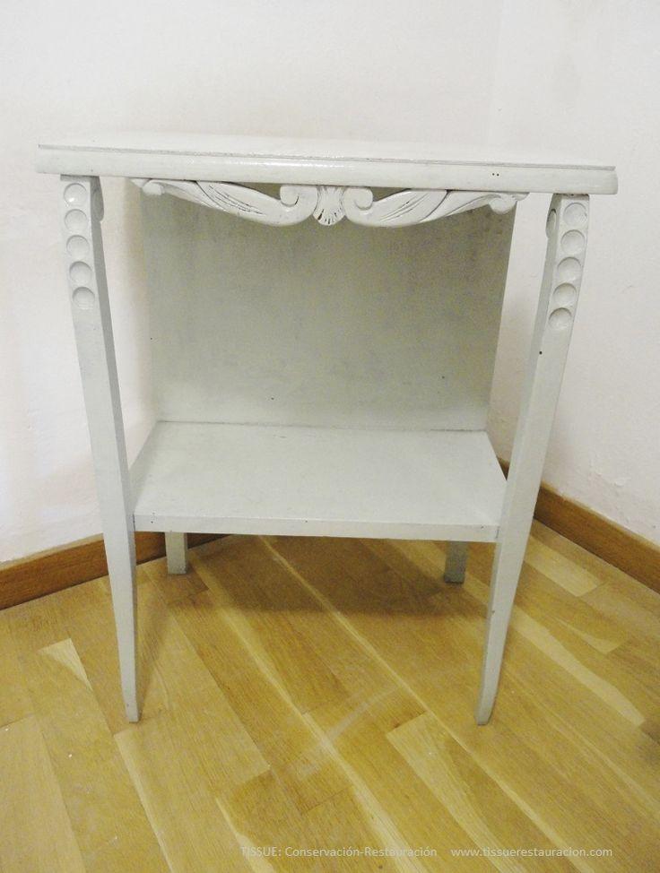 Nuevo diseño para mueble antiguo www.tissuerestauracion.com
