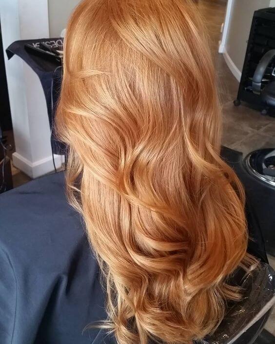 50 der Trendy Strawberry Blonde Haarfarben für dieses Jahr – Neue Damen Frisuren