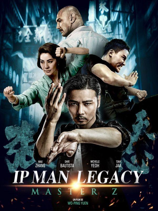Master z the ip man legacy 2018