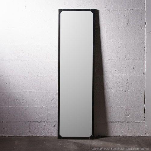 1000 id es sur le th me miroir rectangulaire sur pinterest for Miroir contour metal