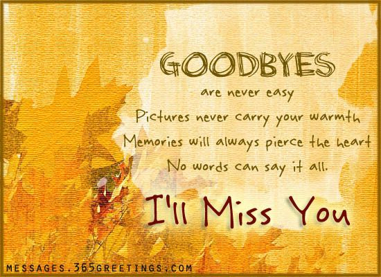 26 best images about Saying goodbye on Pinterest | Going ...
