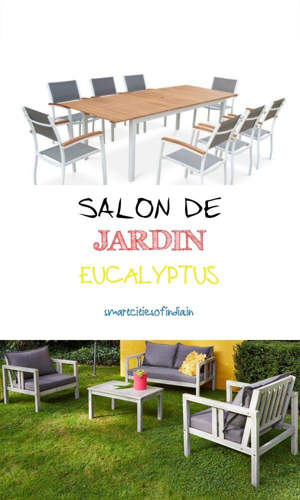 25 Elegant Salon De Jardin Eucalyptus En 2020 Patio En Bois Table Basse Jardin Table De Jardin Pliante